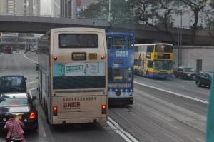 Public Transport in HK