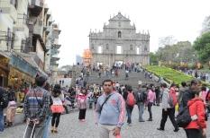 St. Pauls Ruins Macau