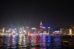 Victoria Harbor Hongkong