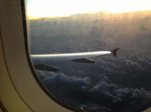 Off to Hongkong on Jetstar