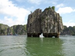 Amazing Rock structures Vietnam